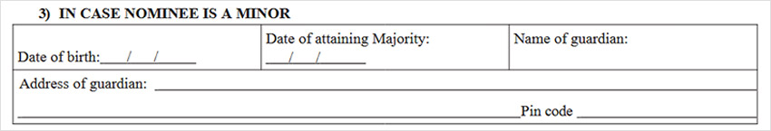 SH-13 - Nomination Form Step 3