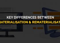 What are the Key Differences Between Dematerialisation and Rematerialisation