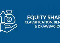 Equity Shares: Classification, Benefits & Drawbacks