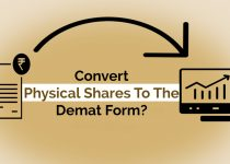 What is the Procedure To Convert Physical Shares into The Demat Form?