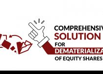 Comprehensive Solution for Dematerialization of Equity Shares