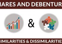 Shares and Debentures: Similarities & Dissimilarities