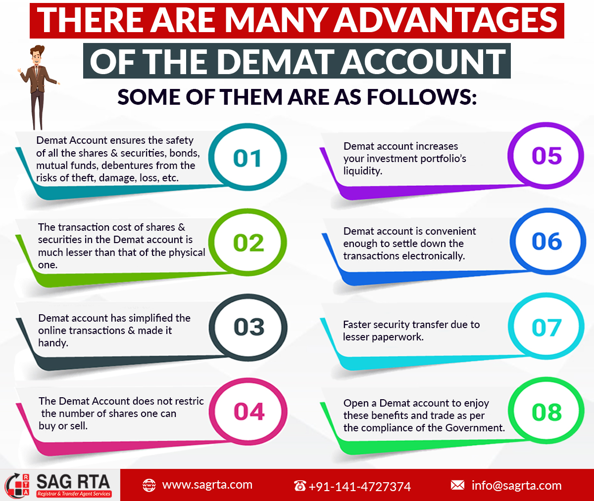 Demat Account Advantages