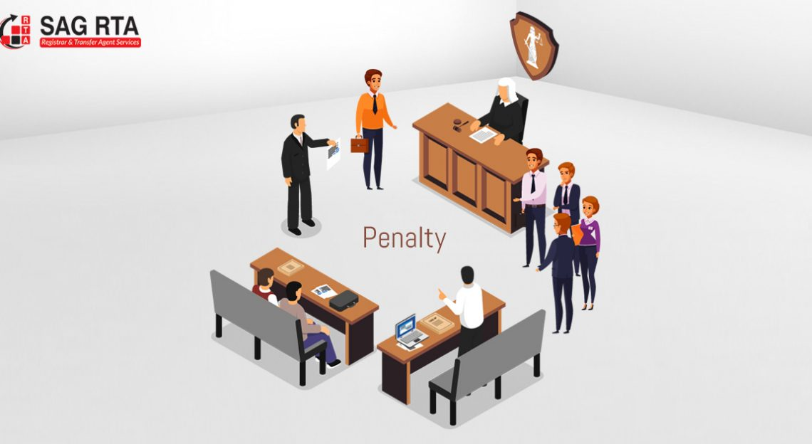 PENAL PROVISIONS FOR NOT OBTAINING ISIN BY UNLISTED PUBLIC COMPANIES