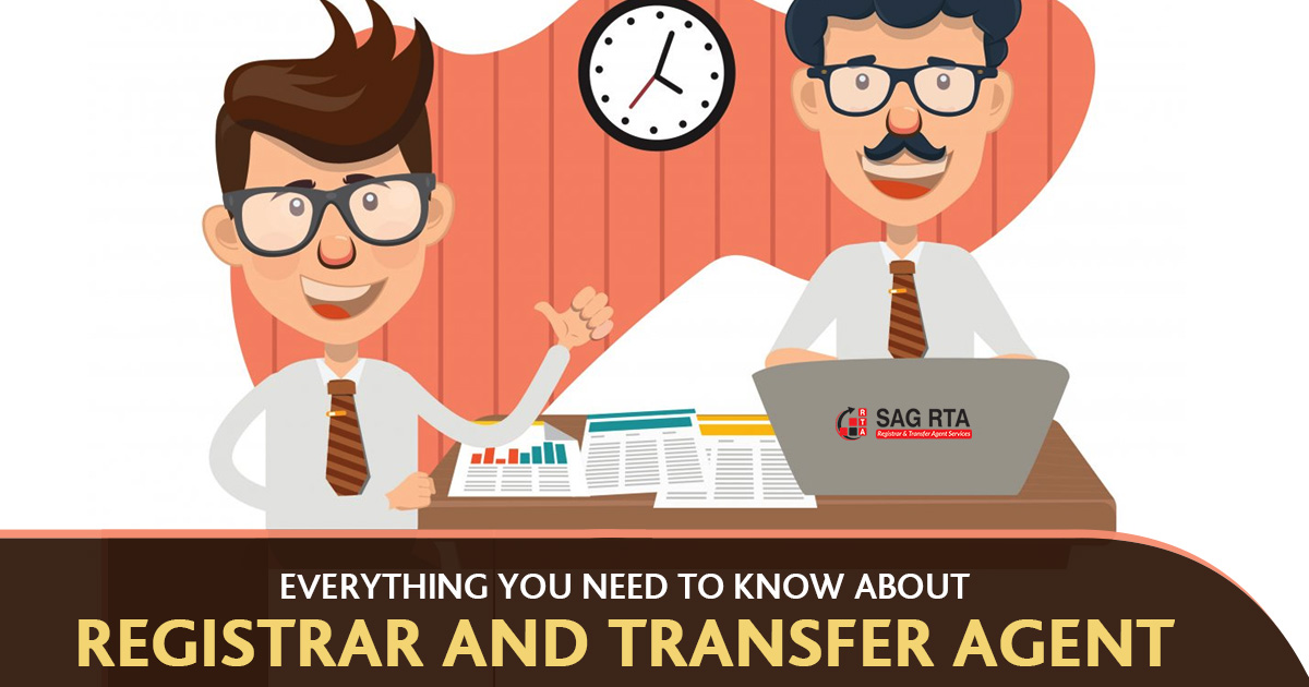 Registrar and Transfer Agent – Everything You Need To Know